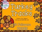 Turkey Tracks- FREEBIE