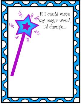 FREEBIE: Magic Wand Printable!