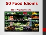 English: 50 Food Idioms with Photos