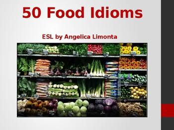 50 Food Idioms