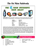 50 Food Science & Nutrition Games & Activities Packet