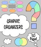50 Graphic Organizers