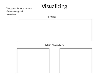 50 Graphic Organizers for Any Novel or Story