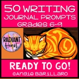 50 Guided Journal Writing Lessons Workbook for Teenagers