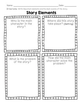 50 Guided Reading Graphic Organizers