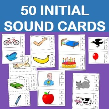 50 INITIAL SOUND CARDS