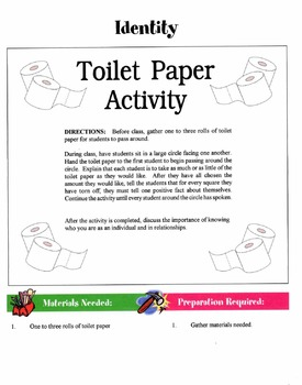 50 Individual & Family Life Games & Activities Packet