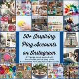 50+ Inspiring Play Accounts on Instagram