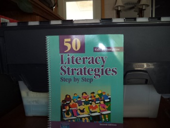 50 LITERACY STRATEGIES  ISBN 0-13-112188-X
