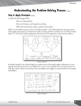 50 Leveled Math Problems Level 2 (eBook)