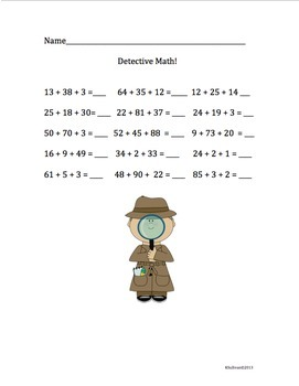 End of the Year Review Activities  Math Money Basic Printables No Prep