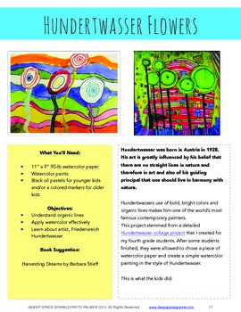 50-Minute Art Lessons for Grades 3-5