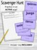 ¡Corre en Círculos!- Present Tense Stem Changers E-IE / O-UE / E-I
