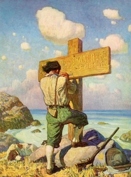50 Newell Convers Wyeth illustrations to use for anything at all!