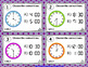 1.MD.3 Task Cards: Telling Time Task Cards 1.MD.3: Tell & Write Time Centers