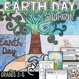 Earth Day Mini Unit with Collaboration Poster