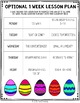 Easter and Spring Egg Science Experiments