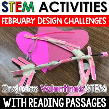 February STEM Challenges with Close Reading
