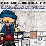 Leonardo da Vinci Mini Biography Unit