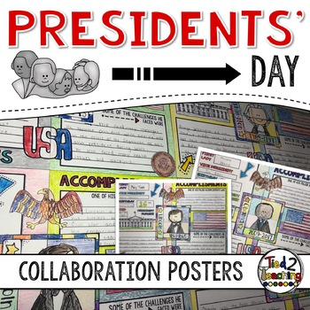 Presidents Day Collaboration Posters