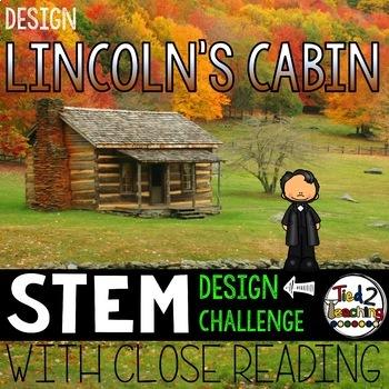 Presidents Day STEM Challenge - Lincoln's Cabin Challenge
