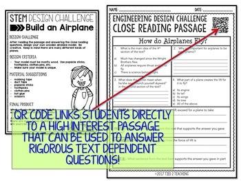 STEM Challenge - Airplane Design Challenge
