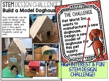 STEM Challenge - Doghouse Design Challenge