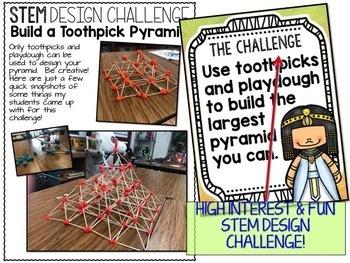 STEM Challenge - Giant Pyramid Challenge