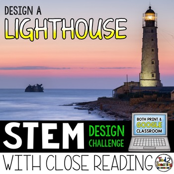 STEM Challenge Lighthouse Design Challenge