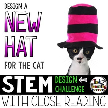 STEM Challenge - New Hat for Cat Challenge