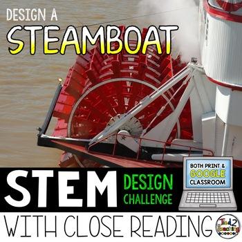 STEM Challenge - Steamboat Design Challenge