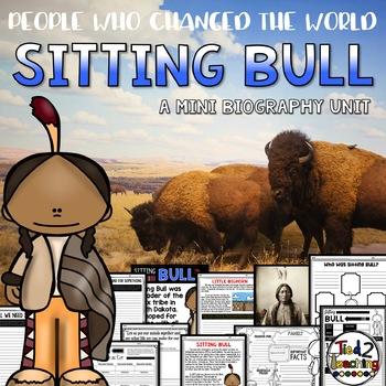 Sitting Bull Mini Biography Unit