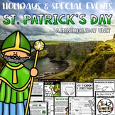 St. Patricks Day Activities Mini Unit