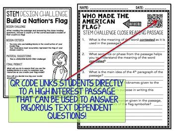 Building Block STEM Build a Nation's Flag