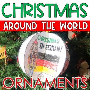 Christmas Activities Christmas Around the World Crafts