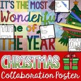 Christmas Activities Collaboration Poster Christmas Craft