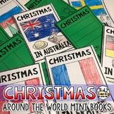 Christmas Activities Christmas Around the World Mini Research Books