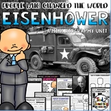 Dwight Eisenhower Presidents Day Mini Biography Unit