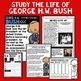 George H. W. Bush Mini Bio Unit