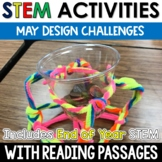 MAY STEM Challenges with Close Reading