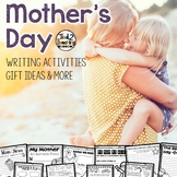 Mother's Day Writing Activities Gift Ideas and More