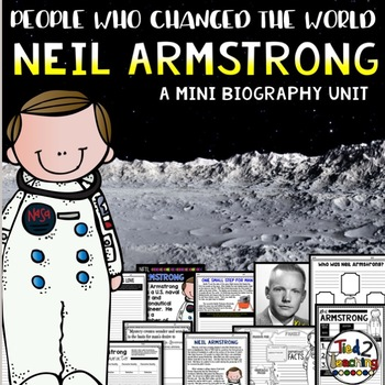 Neil Armstrong Mini Biography Unit
