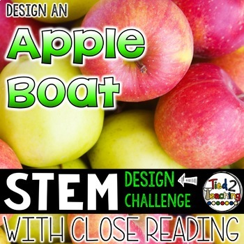 STEM Challenge - Design an Apple Boat
