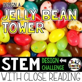 STEM Challenge - Jelly Bean Tower Challenge