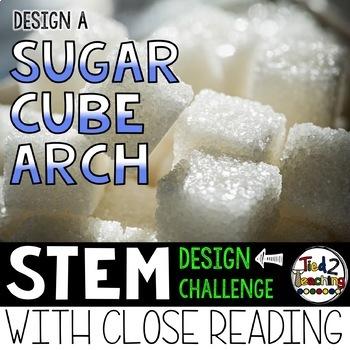 STEM Challenge - Sugar Cube Arch Challenge