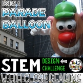 Thanksgiving STEM Parade Balloon Challenge