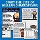 William Shakespeare Mini Biography Unit