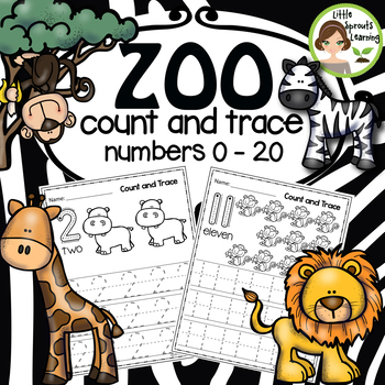 ZOO Count and Trace 1-20