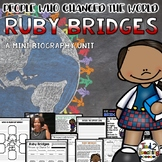 Ruby Bridges Mini Biography Unit