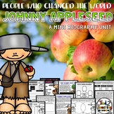 Johnny Appleseed Mini Biography Unit